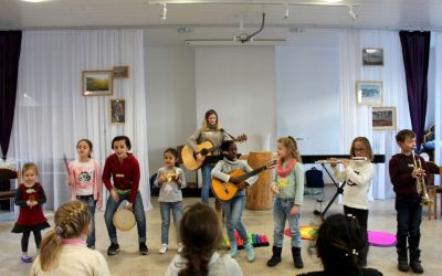 Interkulturelles Kinder-Ferien-Programm