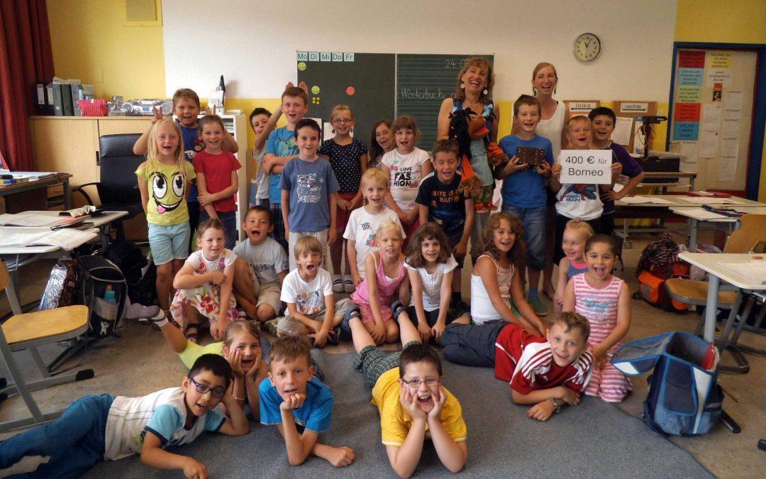 Project Week in Kindergartens and Schools