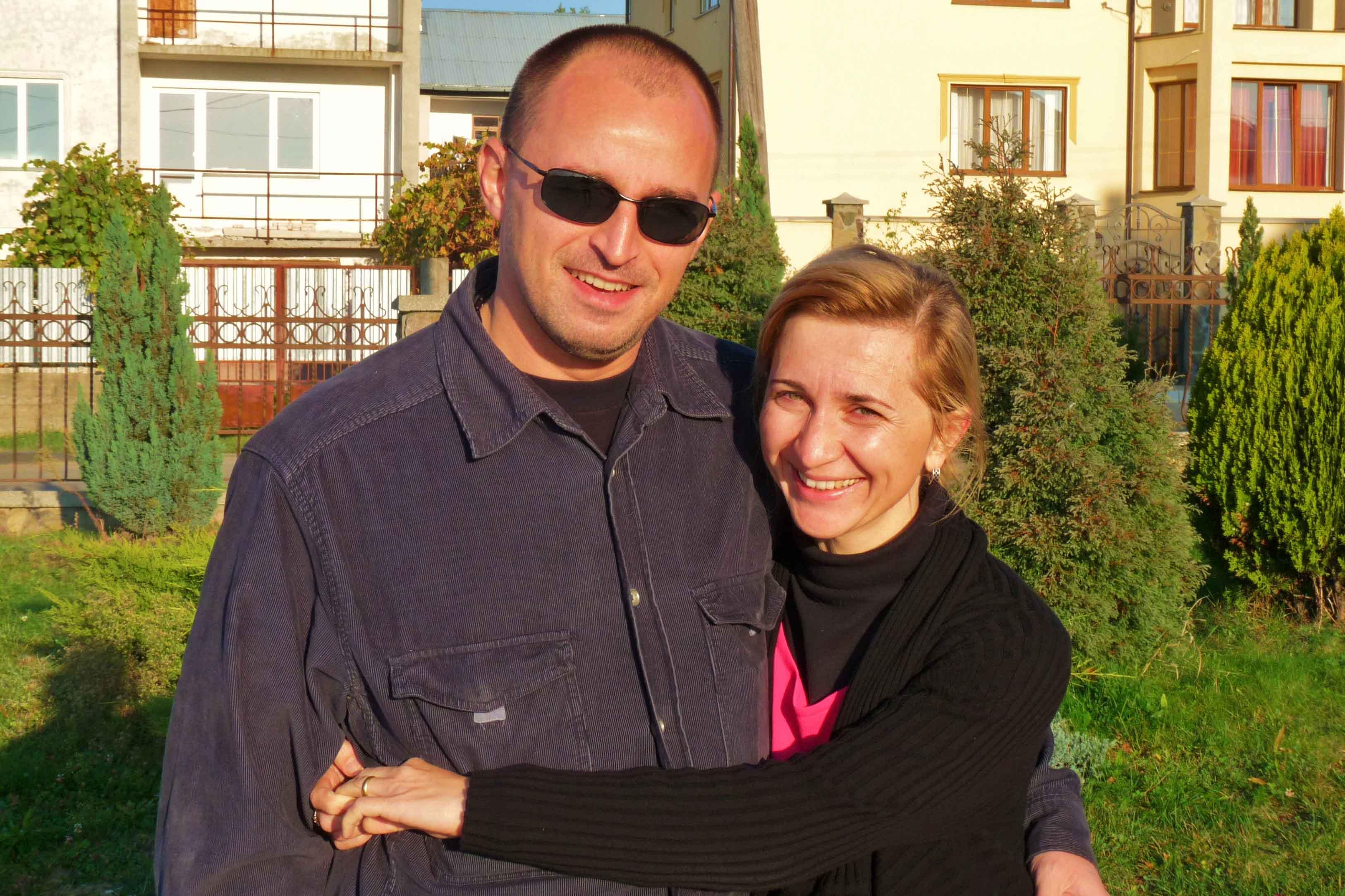 Entwicklung und Engagement der NGO Neemia Uzhgorod