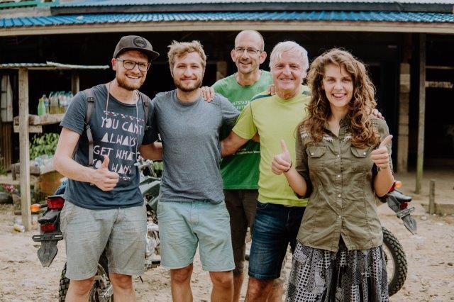 Rumble through the Jungle, Fotos und Videos für die Borneo nehemia Projekte