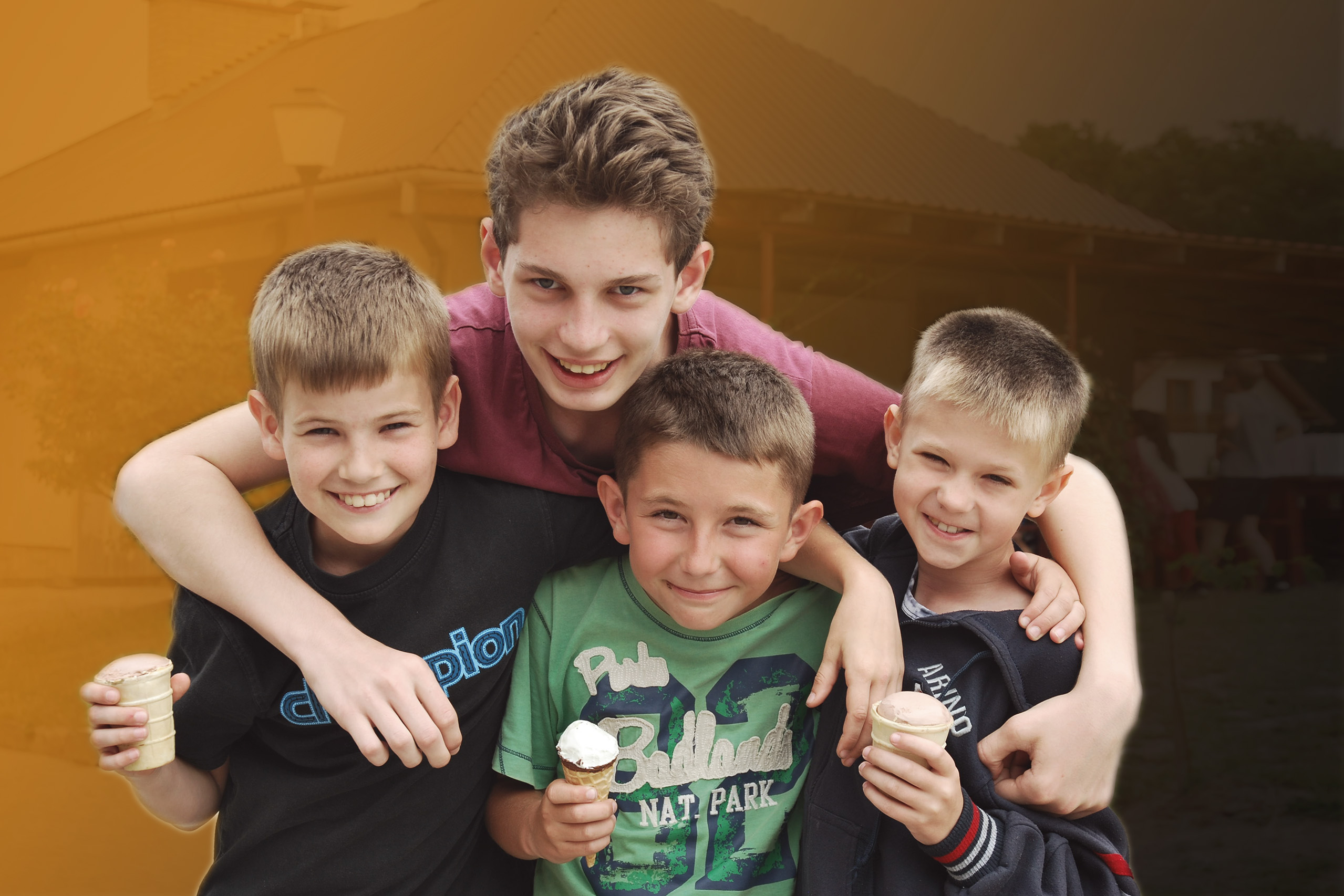 Outreach Opportunities in the Children's Camps in Uzhgorod/Ukraine 2017