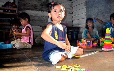 Montessori-Kindergärten für Kalimantan
