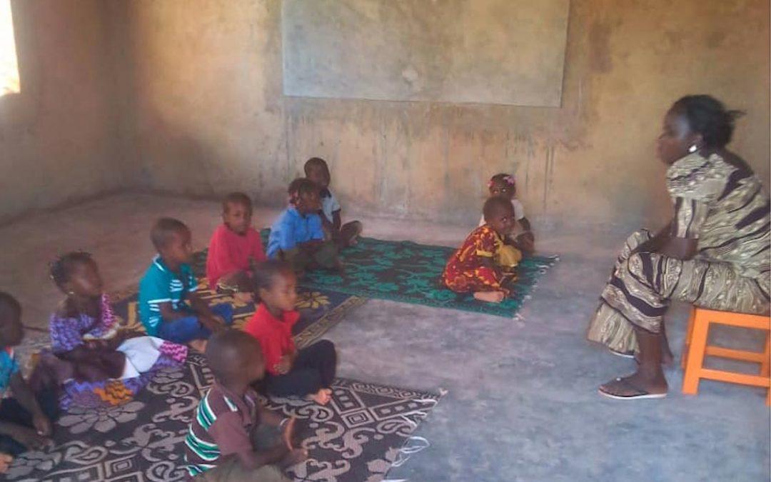 Ein Kinderzentrum für Dedougou – Burkina Faso