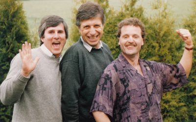 The nehemia team, 30 years strong – or: Why Jesus needs your fish