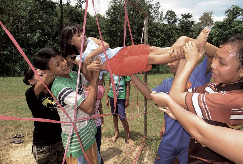 Indonesia merdeka! Spannender Einsatz in Indonesien.